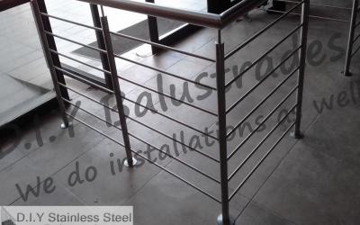 Standard Stainless Steel Balustrades