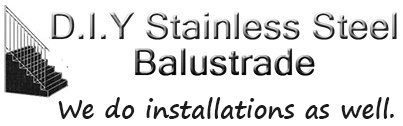 DIY Stainless Steel Balustrade