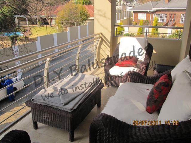 DIY Stainless Steel Balustrade designer-balustrade-sandton