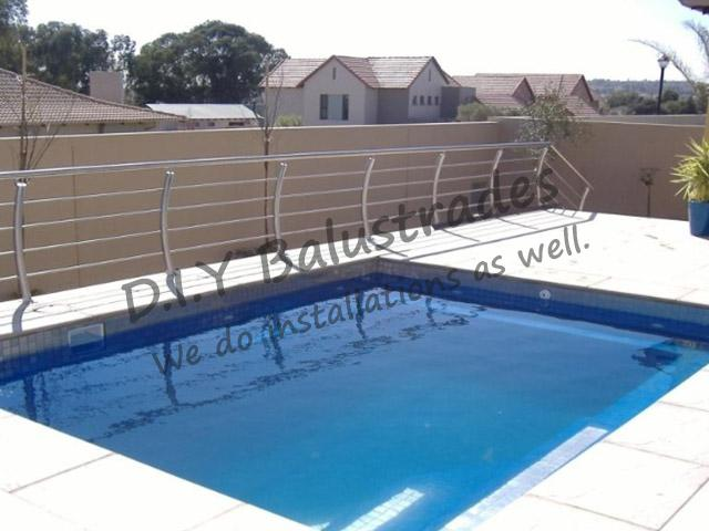 Pool Balustrade
